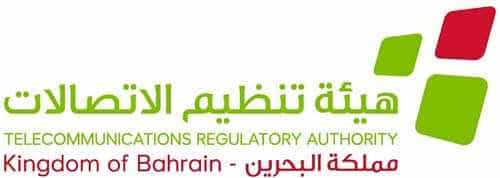 Bahrain Telecommunications Regulatory Authority Logo