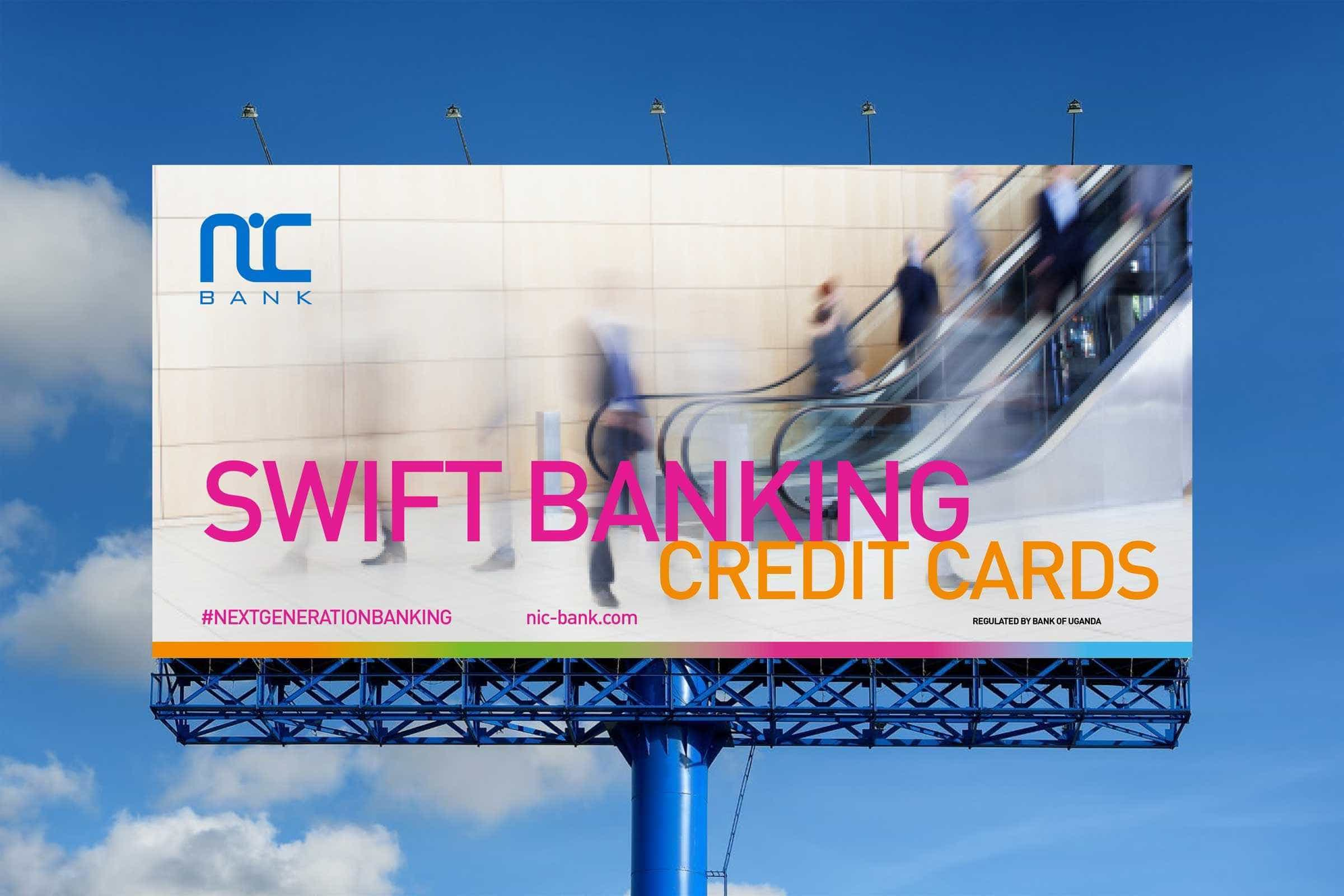 NIC Bank Outdoor Billboard Advertising 4
