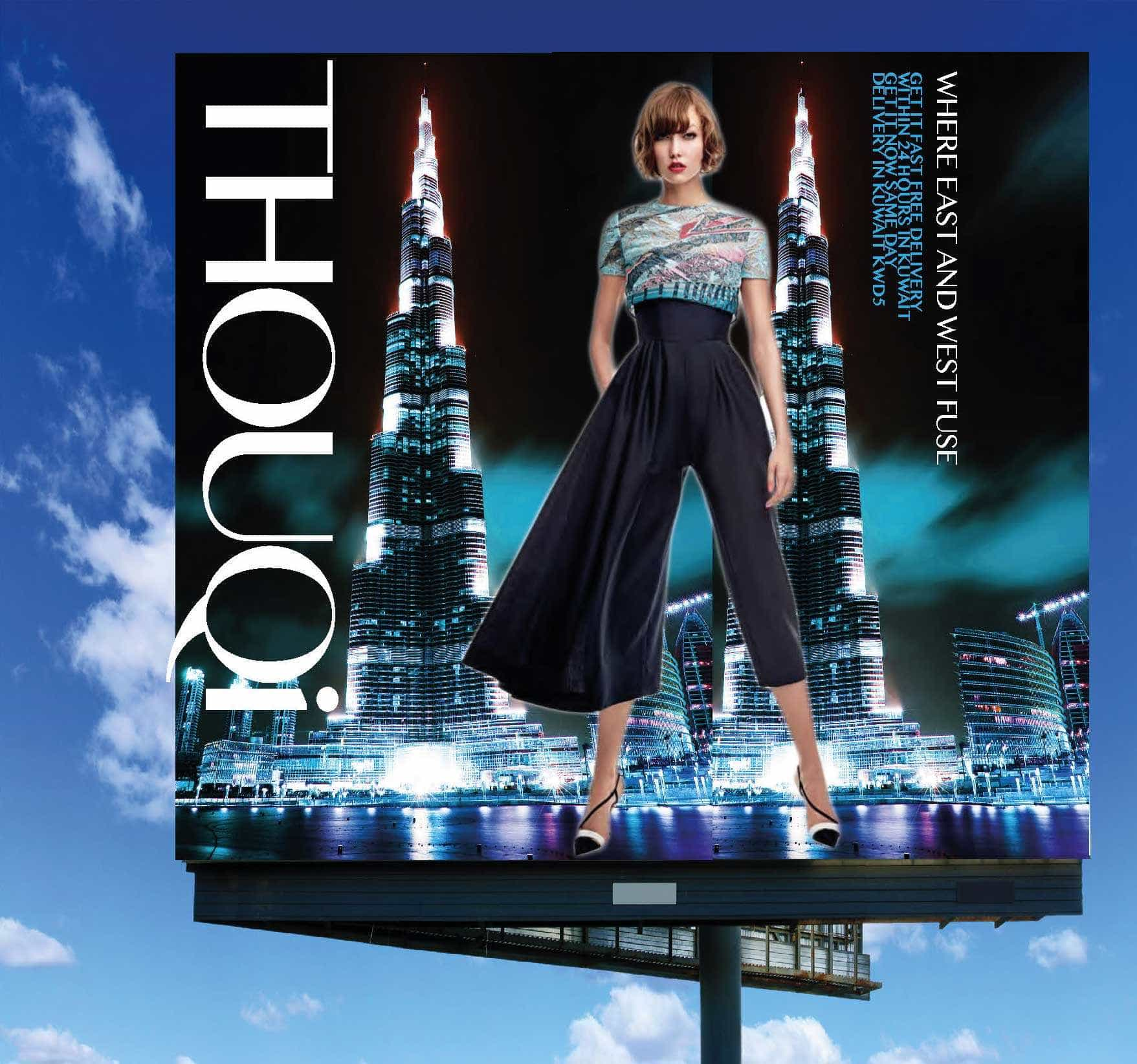 Thouqi Outdoor Billboard Advertising 3