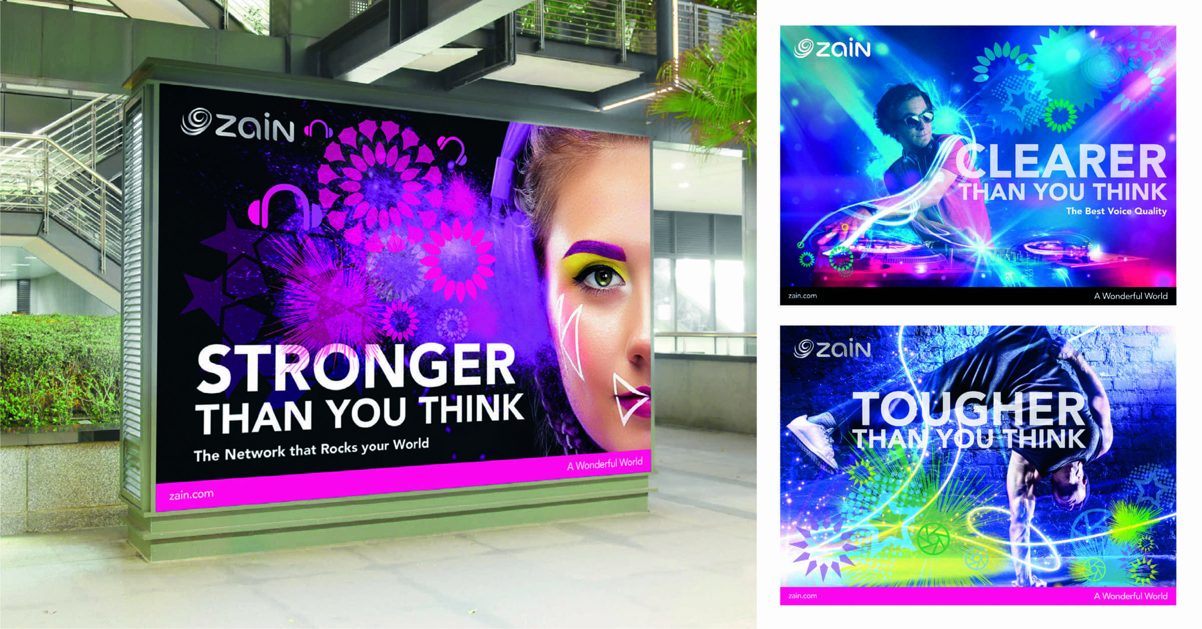 Zain Youth Marketing